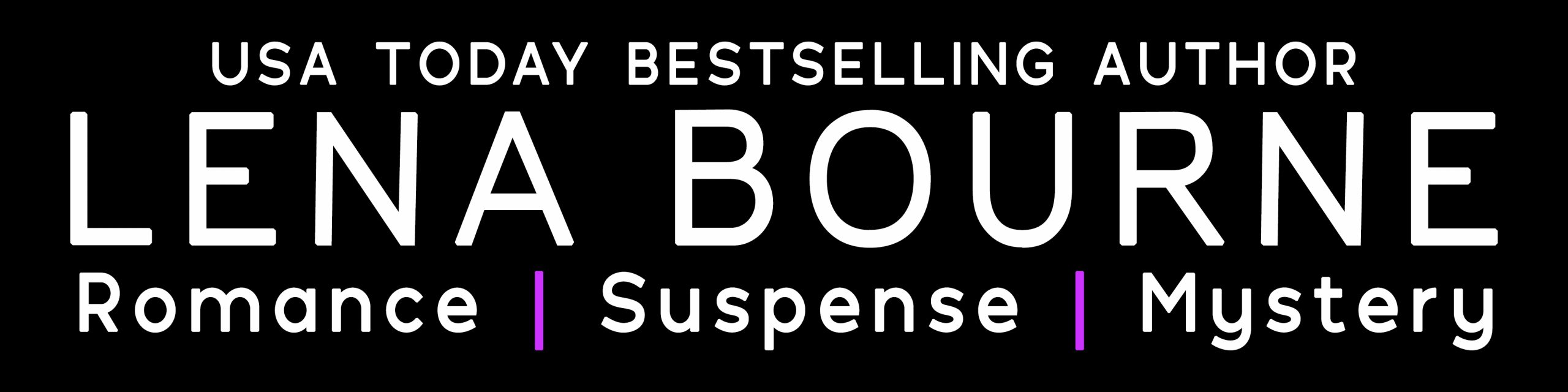 Lena Bourne - Romance & Mystery Author